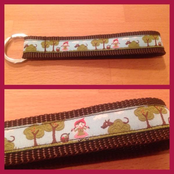 Rotkäppchen Schluesselband 2014-10-26 a